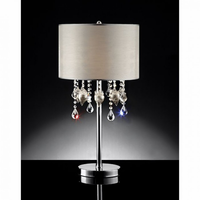 Furniture of America FOA-L95125T Calypso Glam Table Lamp