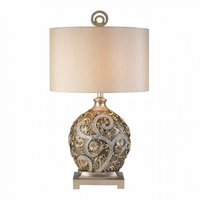 Furniture of America FOA-L94232T Estelle Traditional Table Lamp