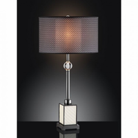 Furniture of America FOA-L95133T Magda Contemporary Table Lamp