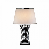 Furniture of America FOA-L95507T-2PK Mona Contemporary Table Lamp (2/ctn)