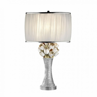 Furniture of America FOA-L95508T Simone Glam Table Lamp