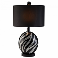 Furniture of America FOA-L94243T Stacey Contemporary Table Lamp