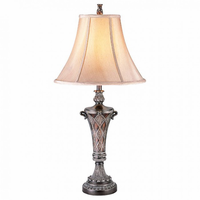 Furniture of America FOA-L94175T-2PK Vera Traditional Table Lamp (2/ctn)