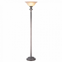 Furniture of America FOA-L94175FTR Vera Traditional Torchiere Lamp