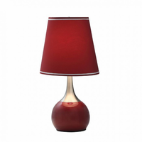 Furniture of America FOA-L9815BD Leah Contemporary Touch Lamp