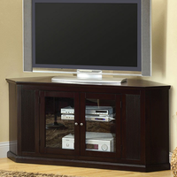"Furniture of America FOA-CM5352-TV Rockwell Transitional 60"" Tv Console"