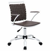 Fuse Office Chair, Brown [FREE SHIPPING]