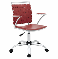 Fuse Office Chair, Red [FREE SHIPPING]