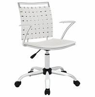 Fuse Office Chair, White [FREE SHIPPING]