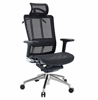 Future Office Chair, Black [FREE SHIPPING]