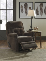 Ashley Furniture Glider Recliner, Espresso