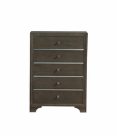 Global Furniture CAMERON - CH CHEST LIGHT GREY