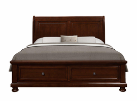 Global Furniture COLE-QB QUEEN BED
