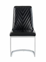 Global Furniture D1067DC- BL  DINING CHAIR 5.3325