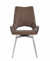 Global Furniture D4878DC-BR DINING CHAIR BROWN