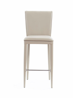 Global Furniture D6605BS TAUPE BARSTOOL TAUPE