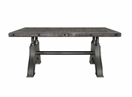 Global Furniture  DINING TABLE SOLID WOOD