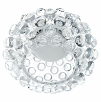 """Halo 12"""" Ceiling Fixture, Clear [FREE SHIPPING]"""