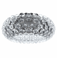 """Halo 20"""" Ceiling Fixture, Clear [FREE SHIPPING]"""