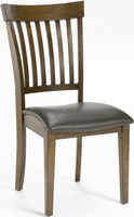 Hillsdale Arbor Hill Chair in Colonial Chestnut - Set of 2