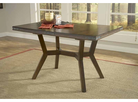 Hillsdale Arbor Hill Extension Dining Table in Colonial Chestnut