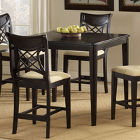 """Hillsdale Bayberry /Glenmary 42"""" Square Gathering Table"""