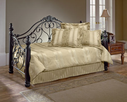 Hillsdale Bonaire Brushed Bronze Daybed