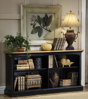 Hillsdale Bookcase and Display Cabinet