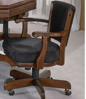 Hillsdale Classic Cherry Game Chair
