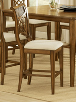 Hillsdale Glenmary Oak Counter Stool - Set of 2