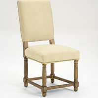Hillsdale Hartland Dining Side Chair in Light Washed Oak