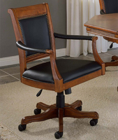 Hillsdale Kingston Light Cherry Game Chair