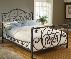Hillsdale Mandalay Sleigh Bedroom Collection