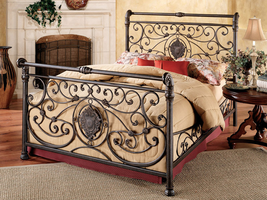 Hillsdale Mercer Bedroom Collection