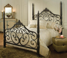 Hillsdale Parkwood Bedroom Collection