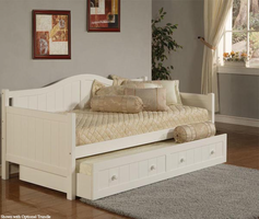 Hillsdale Staci Daybed in White