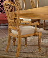 Hillsdale Wilshire Arm Chairs - Set of Two