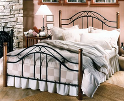 Hillsdale Winsloh Bedroom Collection