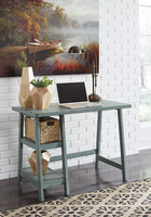 Ashley Express Furniture Home Office Small Desk, Teal