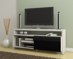 Ideaz International 18101 Artic TV Stand Artic Grey
