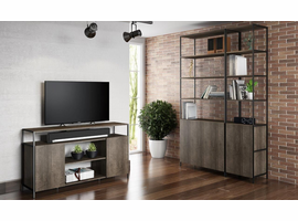 Ideaz International 27825 Media Cabinet