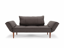 Innovation Zeal Daybed, Dark Wood