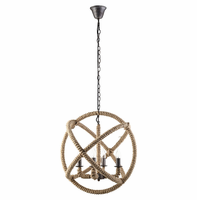Intention Chandelier, Brown [FREE SHIPPING]