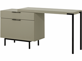 J & M Furniture Angel Modern Office Desk