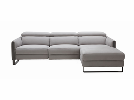 J & M Furniture Antonio Sectional in Right Hand Facing