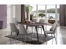 J & M Furniture Baur Dining Table