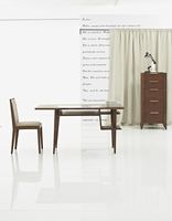 J & M Furniture Codex Modern Office Desk
