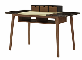 J & M Furniture Dana Modern Office Desk