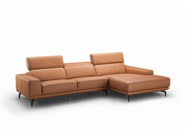 J & M Furniture Lima Sectional in Right Hand Facing Chiase
