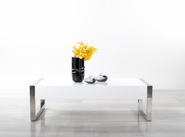 J & M Furniture Modern Coffee Table 115A